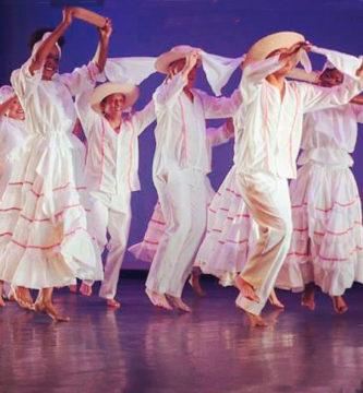 Bailes tipicos de la region pacifica